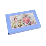 1/2 lb. Box Covers-1 Layer-Vintage Cupid