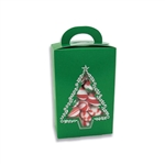 1/2 lb. Vertical Tote Boxes with Tree Window
