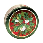 Christmas Bouquet Tins - Food Safe