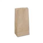 5 lb Kraft Heavy Weight Paper Grocery Bags