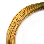 Offray Deco Wire Gold