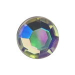 Offray Uptown 10mm Iridescent Gems