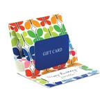 Butterfly Reflections Presentation Pop Up Gift Card Folders