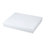Large White Gloss Jewelry Boxes
