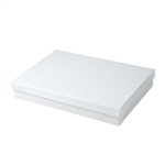 Extra Large White Gloss Jewelry Boxes