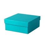 Medium Tropical Blue Jewelry Boxes