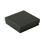 Medium Black Pinstripe Jewelry Boxes