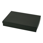 Necklace Black Pinstripe Jewelry Boxes