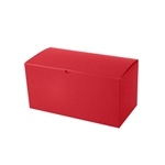 "12"" x 6"" x 6"" Red Tuck-It Gift Boxes"