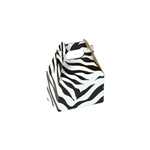 Mini Gable Boxes - Zebra Stripes pattern