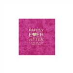 Wedding Beverage Napkins - Mirage Hot Pink