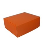 Corrugated E-Comm Orange Medium Boxes
