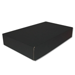 Corrugated E-Comm Byte Black Medium Boxes