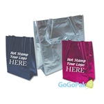 Custom Printed Reusable Metallic Bags