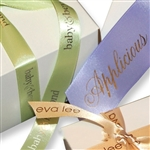 Custom Printed Ribbon-Single Face Satin