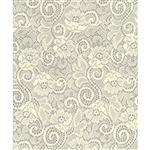 Ivory Victorian Lace Florist Cello Rolls