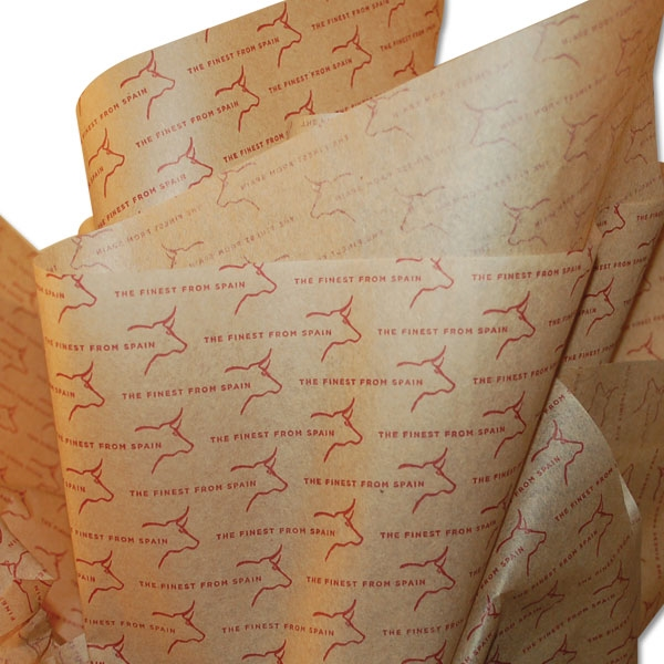 custom tissue paper Available in many colors, sizes and designs create custom tissue paper based  on your size and baking needs shop an array of baking tissue paper offered by.