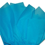 Turquoise Blue Tissue Paper