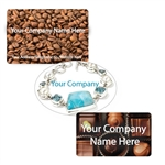 "Digital Custom Printed Labels - 2"" x 3"" Oval"