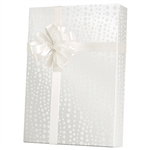 Shamrock Champagne Bubbles Wedding Gift Wrap E6315