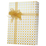 Shamrock Bullion Birthday Gift Wrap E6348