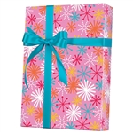 Shamrock Party Pow Birthday Gift Wrap E6351