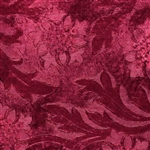 Guardsman® Florist Embossed Foil Rolls - Cranberry