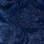 Guardsman® Florist Embossed Foil Rolls - Navy Blue
