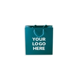 1 Color Hot Stamped Small Euro Matte Laminated Bag