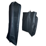Black Fabtex Zipper Garment Bags