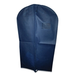 Navy Fabtex Zipper Garment Bags