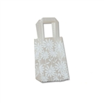 Frosted Petite Reusable Daisies Bags