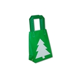 Frosted Petite Reusable Big Tree Bags