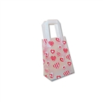 Frosted Petite Reusable Sweethearts Bags