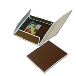 Keyline Brown Gift Card Envelope Folders