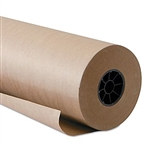 Brown Kraft Paper Packing & Wrapping Rolls
