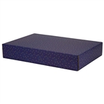 Large Night Sky Patterned Shipping Boxes - 6 Pack
