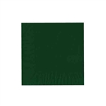 "Evergreen Luncheon Napkins - 6-3/4"" x 6-3/4"" Unprinted 50 or 100/pack"