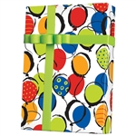 Shamrock Gift Wrap Balloon Pop! M-5492