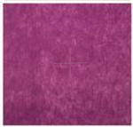 Floral Fabric Sheets Purple - Non Woven