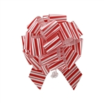 Peppermint Stripe Perfect Bows
