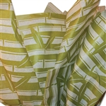 Bamboo Print Patterned Tissue Paper