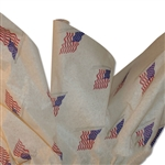US Flag Printed Tissue Paper