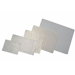Rectangle tin top pads