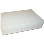 Large White Gloss set up boxes