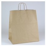 Small Kraft Paper Shopping Bag