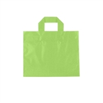 Small Citrus Green Frosted Soft Loop Ameritote Bags