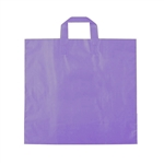 Medium Purple Grape Frosted Soft Loop Ameritote Bags