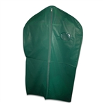 Forest Green Vinyl Zipper Garment Bags