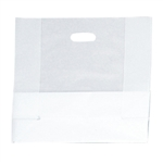 Large SOS Frosted Merchandise Bags